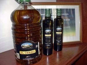 """Oil """"El Cerro"""""""