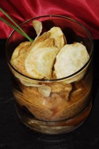 Potatoes in Almond Sauce